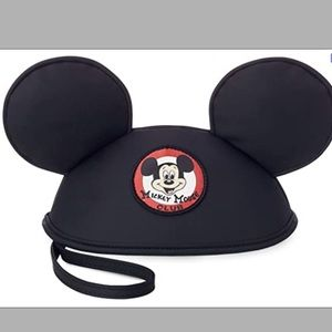Disney Parks Mickey Mouse Club Ear shape Purse NWT